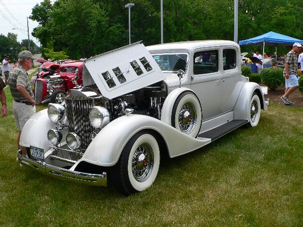 Packard at Lia Car Show 2011
