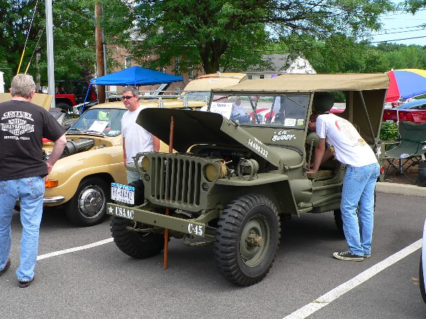 Jeep at Lia car show 2011