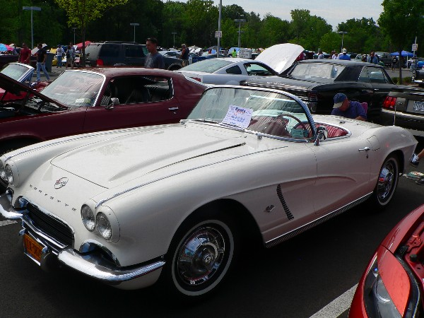 Corvette at Lia Car Show 2011